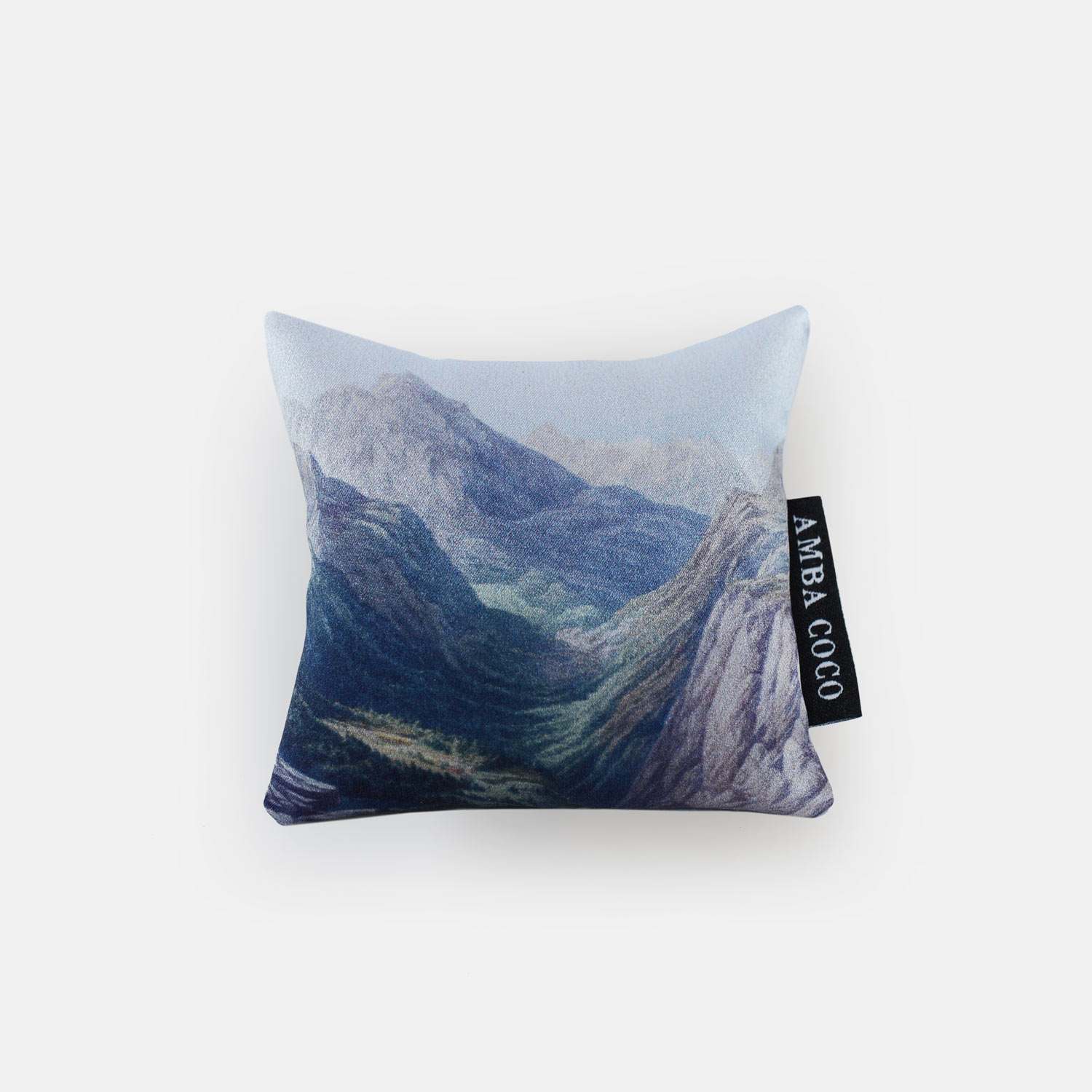 Mountain Valley Silk Mini Dream Pillow