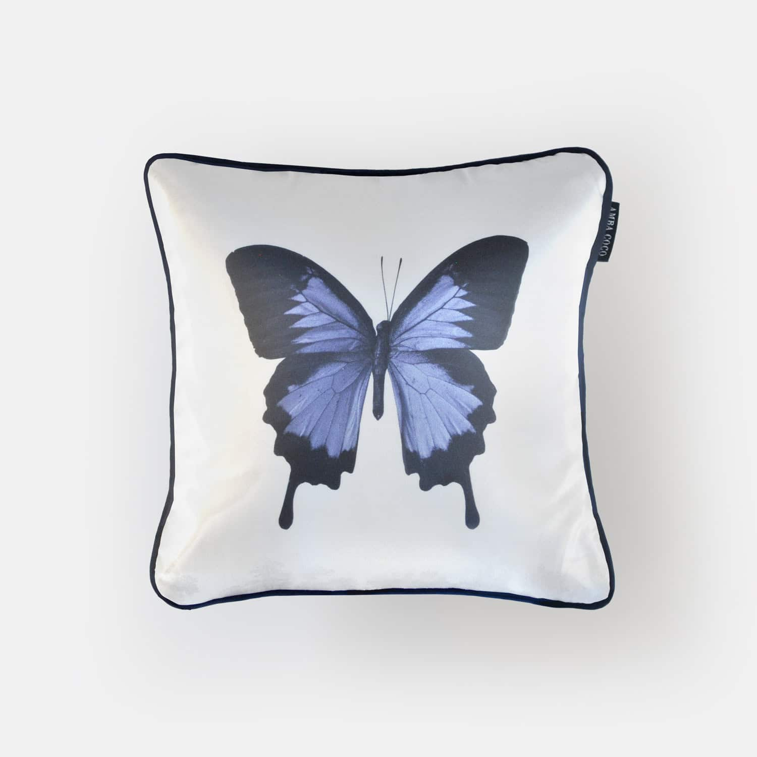 Liberty Butterfly Silk Pillow
