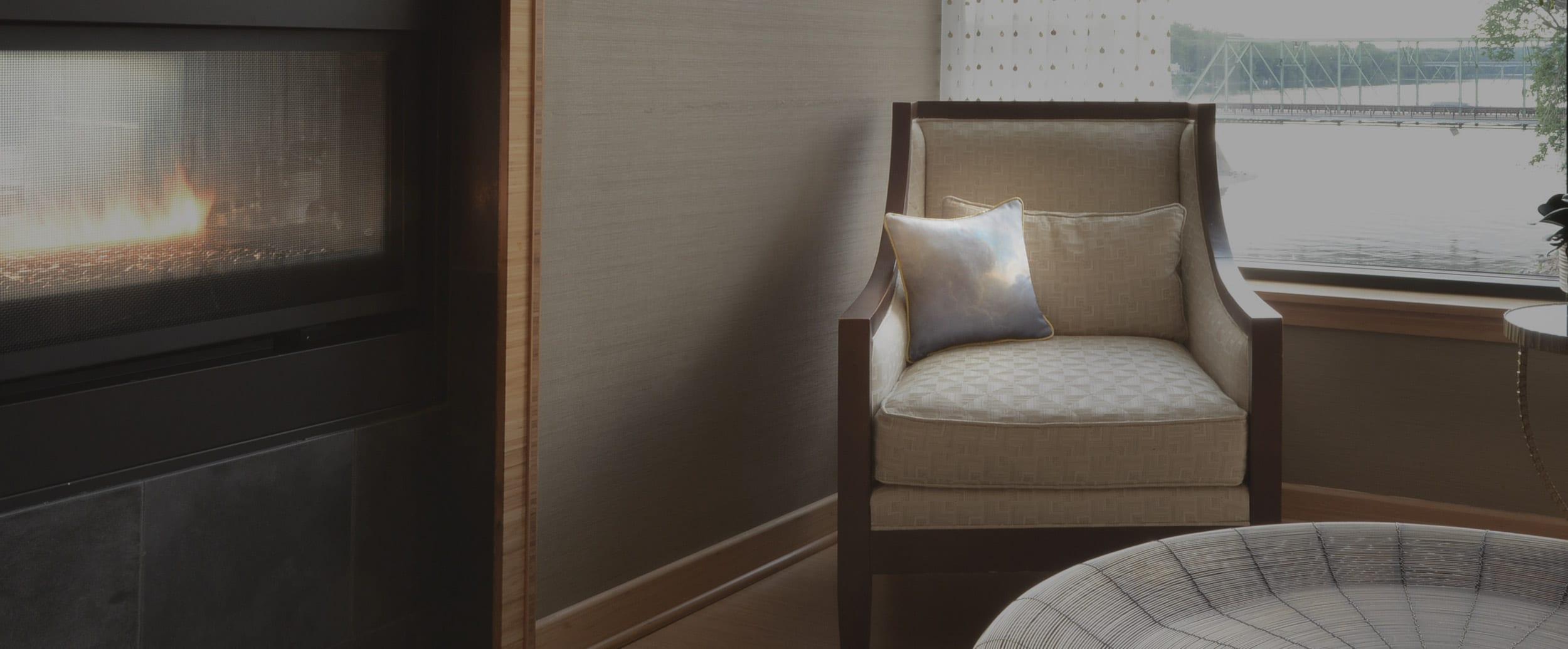 AMBA COCO Silk Throw Pillows