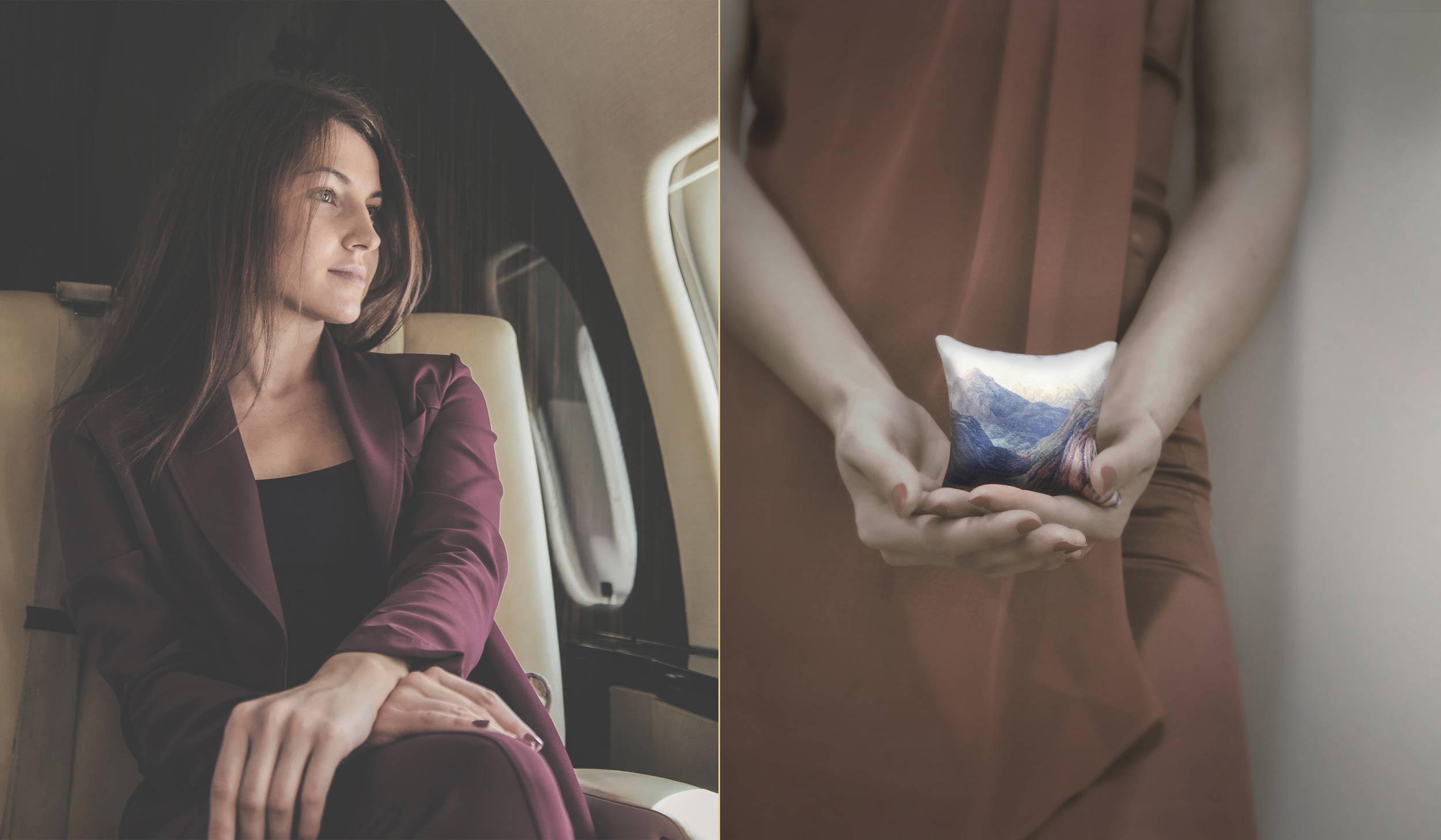 AMBA COCO - Travel Dream Pillows